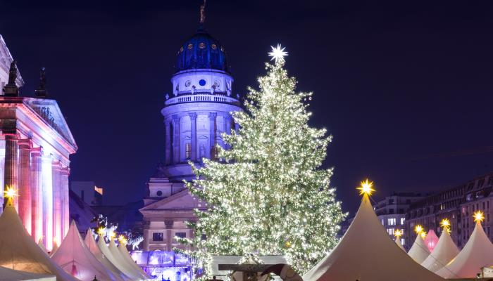 picture of Berlin Christmas markets