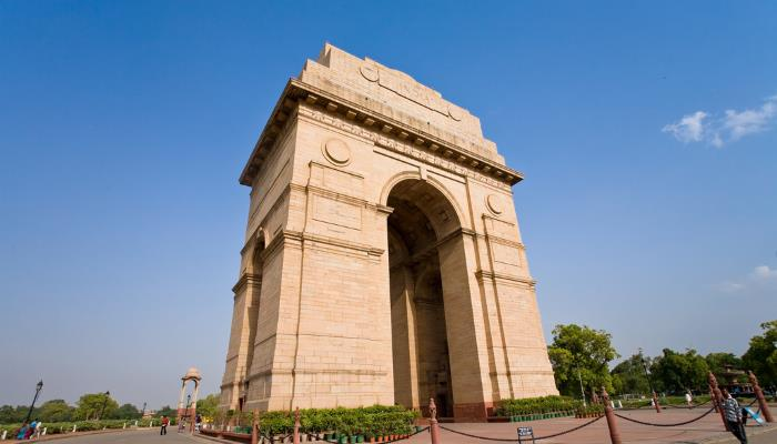 picture of the India Gate
