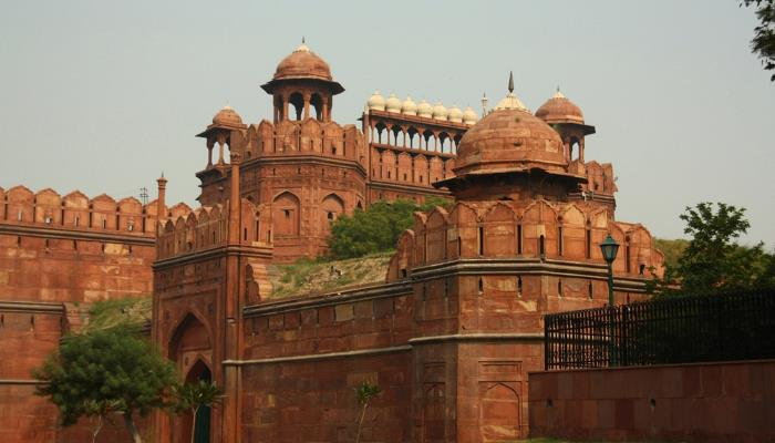 picture of the Red Fort