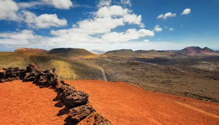 picture of the Timanfaya National Park