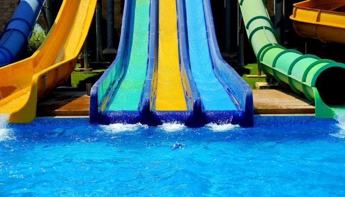 picture of water slides