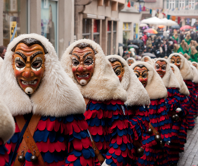 picture of dusseldorf carnival