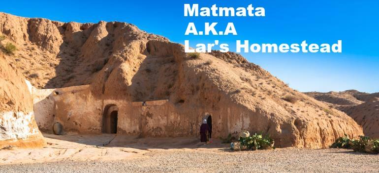 picture of Matmata in Tunisia