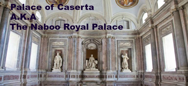 picture of the Palace of Caserta