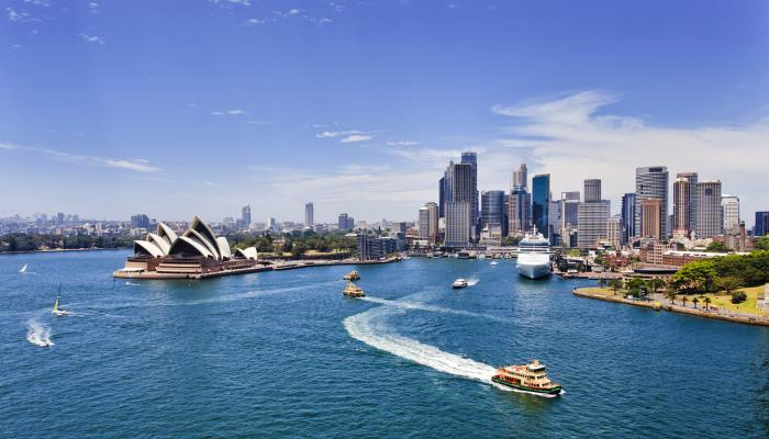 sydney tourist attractions view