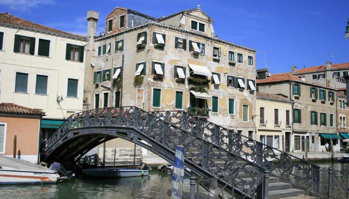 picture of Venice's Jewish Quarter